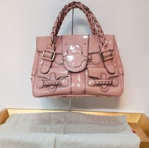 "VALENTINO GARAVANI Leather ""Histoire"" Handbag"